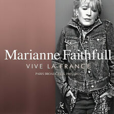 MARIANNE FAITHFULL New 2019 LIVE PARIS CAREER SPANNING CONCERT PERFORMANCES CD