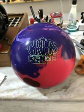 storm crux prime plugged 15 Bowling Ball