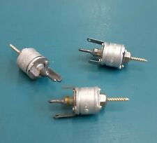 More details for 3 x beehive trimmer/variable capacitors 5-30pf