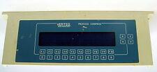 Verteq Process Controller Control Keypad LCD Monitor