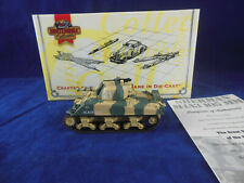 Matchbox Collectibles DYM37585 US Army Sherman M4A3 105mm WWII 1:72 Scale
