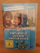 Die Tintenfische aus dem zweiten Stock - Die komplette Se... DVD  sehr gut