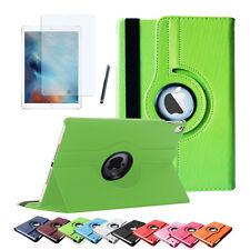 """Flip Case Ipad Pro 9.7"""" 360 ° pivotante protection Housse Cover Sac étui + Film"""