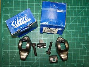 2 x 23-855 Rocker Arms w Pivot Arm & Bolt for Ford, Lincon, Mercury 6.6L, 7.5L