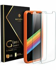 Anker iPhone X Screen Protector for Apple iPhone X/10 (2 Pack)