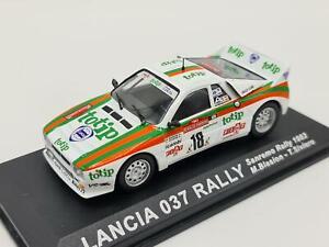 1/43 1983 Lancia 037 Rally - Sanremo Rally - Biasion / Siviero
