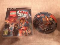 LEGO THE LEGO MOVIE VIDEOGAME PS3 PLAYSTATION 3 PREOWNED