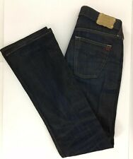 REPLAY Authentic Superior Denim Women's Straight Legs Blue Jeans Size W29 X L 32