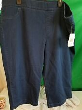 Capri Jeans Breckenridge American Dream SZ 18 Orig $ 54.00 NEW NWT