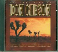 Don Gibson - The Very Best Of Cd Perfetto