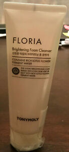 Tony Moly Floria Brightening Foam Cleanser For All Skin Types 150 ml