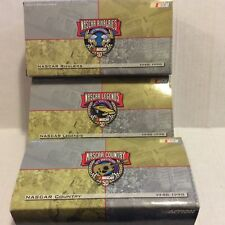 Nascar Bill France Pontiac Rivalries Country Legends 50th Anniversary 1/64 Lot
