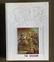 1976 GRAHAM HIGH SCHOOL YEARBOOK, THE GRAHAM, BLUEFIELD, VA Vintage