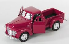BLITZ VERSAND Chevrolet 3100 Pick Up 1953 rot red Welly Modell Auto 1:34 NEU OVP