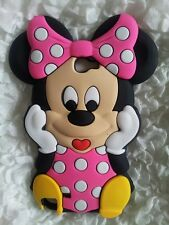 Silicone Cover per cellulari MINNIE2 PINK para SAMSUNG GALAXY NOTE 2