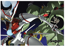 Star Driver Cybodies Wall Scroll Poster Anime NEW