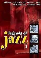 Legends Of Jazz : Vol 1 (DVD, 2004 release)