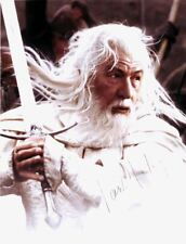 """Fellowship"" Signed 8X10 Action Photo ""Gandalf""! #2013"