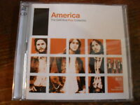 """ AMERICA ""  THE DEFINITIVE POP COLLECTION  2 CD"
