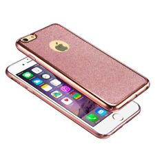 COQUE IPHONE 7 BLING STYLE FASHION CHIC  OR ROSE