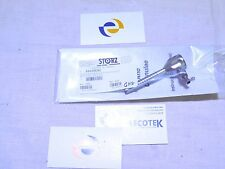 Karl Storz 30120EX1 Threaded Cannula With Insufflation Stopcock 6mm x 6cm
