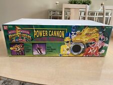 Mighty Morphin Power Rangers Power Cannon 1994 Sealed NIB