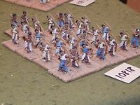 25mm dark ages / ghaznavid - infantry 25 figs - inf (10818)