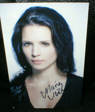 Maria Weidner (4), Autogramm, original signiert!