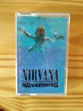 Nirvana - Nevermind Hungarian Very Rare Cassette Tape Kurt Pearl Jam Soundgarden