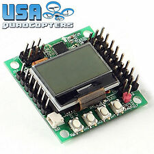 KK2.1.5 Mini LCD Flight Control Board 6050MPU 644PA KK2 KK2.1 36x36mm USA Seller