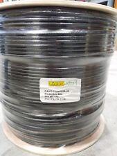 Cavo Coassiale TV-CC RG59 B/U MIL 75 Ohm bobine da 500m, in RAME
