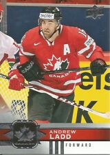 Andrew Ladd #12 - 2017-18 Canadian Tire Team Canada - Base
