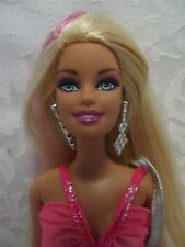 Barbie Designable Hair Extensions Doll With Dress, Purse and Shoes