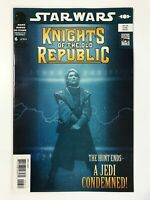 STAR WARS: KNIGHTS OLD REPUBLIC #6 (2006) | 1ST FIRST CAMEO ROHLAN DYRE; HAAZEN