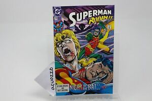 1992 DC Comics • Superman and Robin • Issue #70