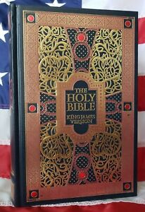 NEW Holy Bible: King James Version ill. by Gustave Dore Bonded Leather