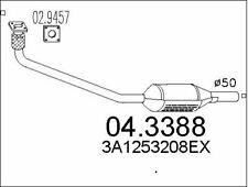 CATALYSEUR POUR VW GOLF III 1.8,GOLF III CABRIOLET 1.8,VENTO 1.8,PASSAT 1.8