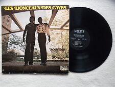 """LP LES LIONCEAUX DE CAYES """"Souvenir"""" MACAYA RECORDS 123 HAITI §"""