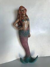 Mermaid Decor Wall Hook Figurine