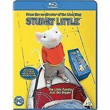 Stuart Little 5050629880915 With Hugh Laurie Blu-ray Region B