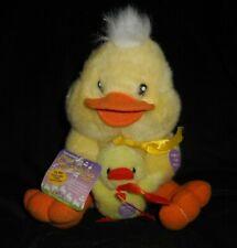 Viele Of 11 Guckt Rosa Gelb Blau Baby Bär Hase Ente Plüschtier Spielzeug Teddys