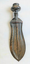 Couteau africain ancien KUBA Congo Rdc African old knife