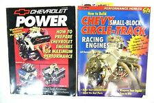 HOW TO BUILD CHEVY SMALL-BLOCK CIRCLE-TRACK & CHEVROLET POWER RACE ENGINE GUIDE