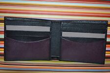 PAUL SMITH PS Saffiano BillFold Geldbörse NEU
