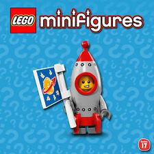 LEGO Minifigures #71018 - Serie 17 - Rocket Boy / Garçon Fusée - NEW - SEALED