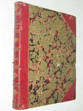 04F43 ANCIENNE RELIURE LE SPORT UNIVERSEL ILLUSTRE PREMIER SEMESTRE ANNÉE 1908