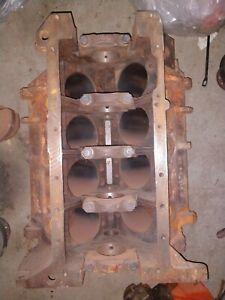 """1970 Mopar 440 HP2 Block 2536430 2536430-8 8-15-69 .030"""""""