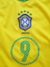 Maillot Nike Brésil 2004 2005 Ronaldo 9 Taille XL ULTRA RARE INTROUVABLE