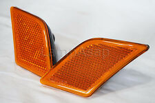 Front Side Marker Light Lamp One Pair for 2008 Mercedes C250 C300 C350 C63 AMG