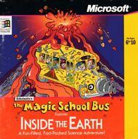 THE MAGIC SCHOOL BUS EXPLORES THE EARTH +1Clk Windows 10 8 7 Vista XP Install